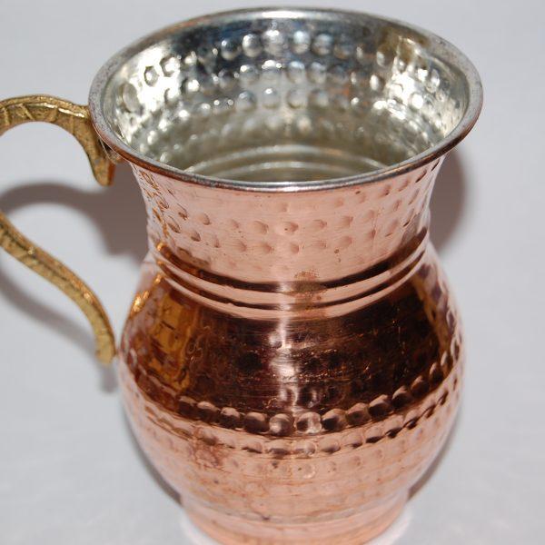 медна чаша за айрян и за вино