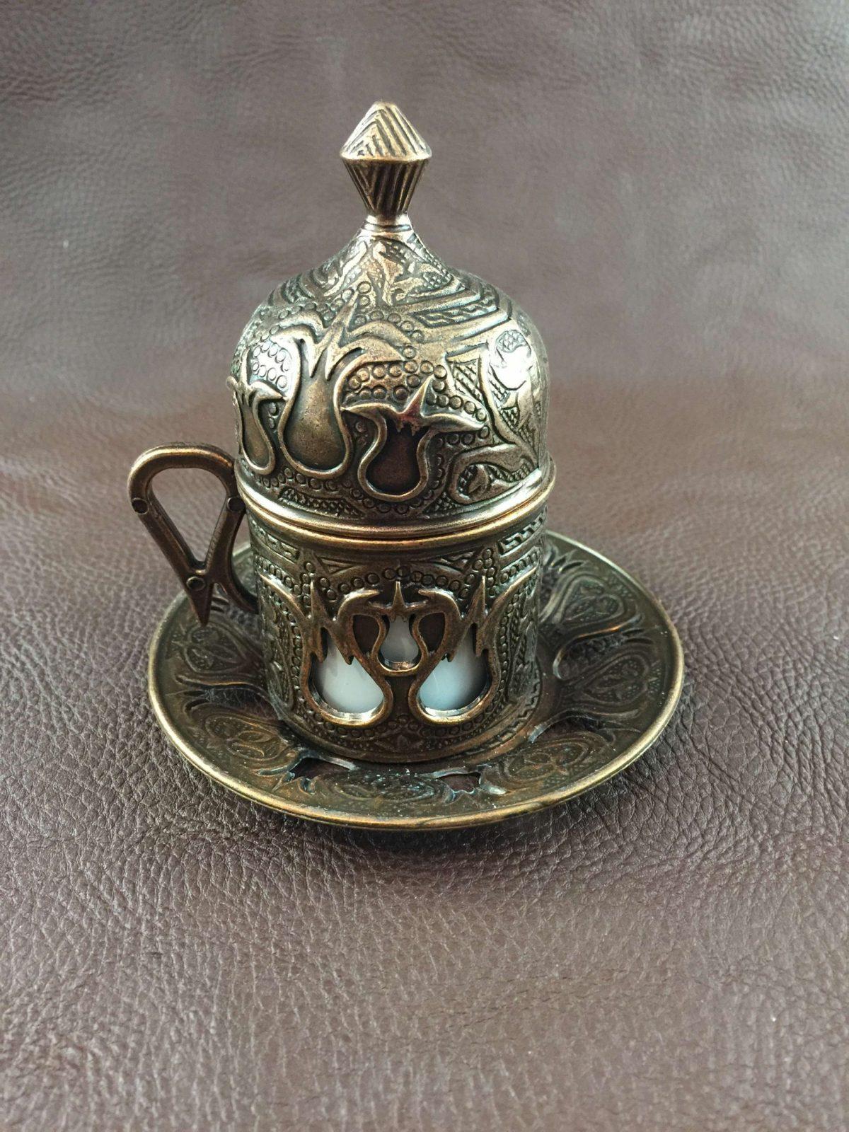 чашка за кафе