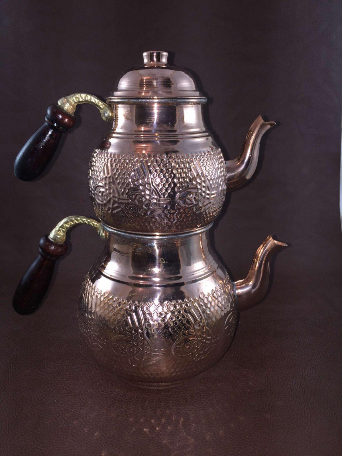 меден чайник