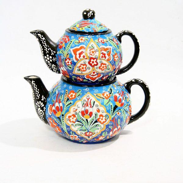 порцеланов чайник
